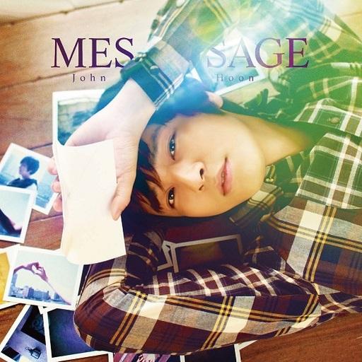 【中古】邦楽CD John-Hoon / MESSAGE