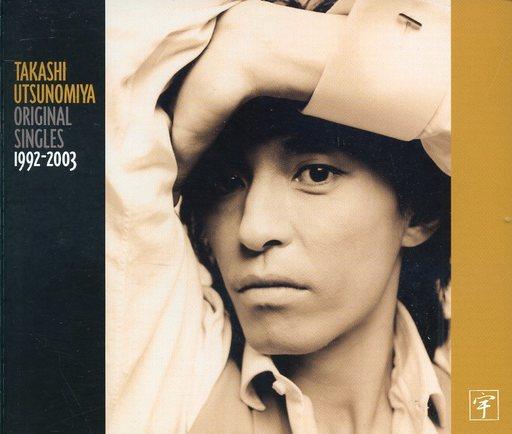 【中古】邦楽CD 宇都宮隆 / 宇都宮隆オリジナル・シングルズ 1992-2003