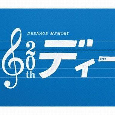 【中古】邦楽CD DEEN / DEENAGE MEMORY[DVD付初回限定盤]