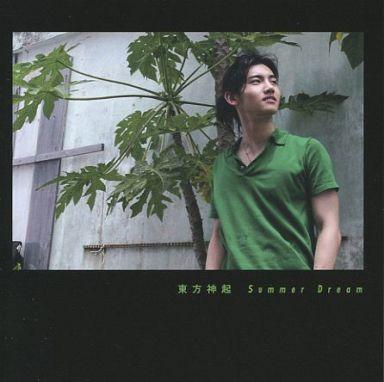 【中古】邦楽CD 東方神起 / Summer Dream(タッチ会限定 チャンミンVer. )