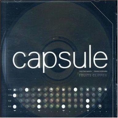 【中古】邦楽CD capsule / FRUIT CLiPPER[初回限定盤]
