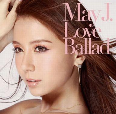 【中古】邦楽CD May J. / Love Ballad[DVD付]