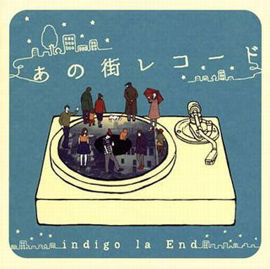 【中古】邦楽CD indigo la End / あの街レコード