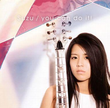 【中古】邦楽CD Suzu / you can do it![通常盤]