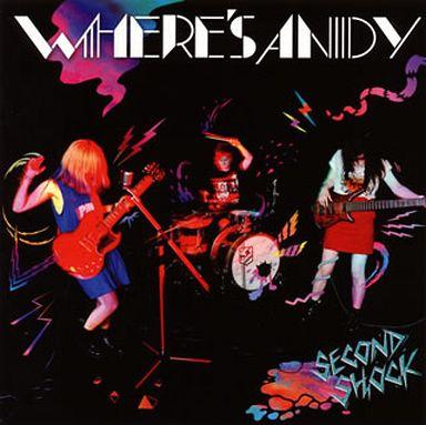 【中古】邦楽CD WHERE'S ANDY / SECOND SHOCK