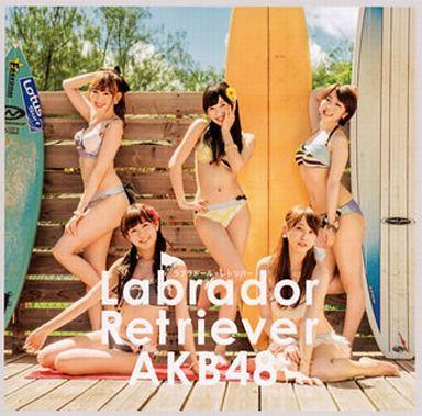 【中古】邦楽CD AKB48 / ラブラドール・レトリバー[DVD付初回限定盤](TYPE-B)