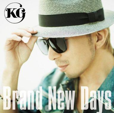 【中古】邦楽CD KG / Brand New Days