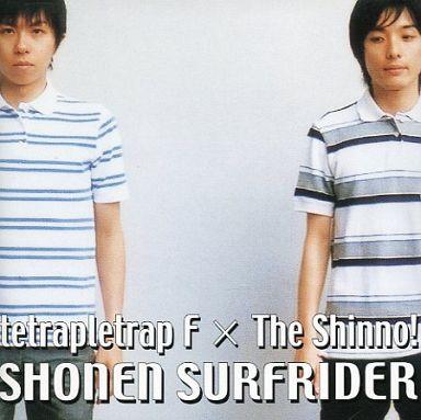 tetrapletrap F × The Shinno! /...