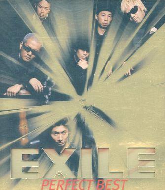 【中古】邦楽CD EXILE / PERFECT BEST[DVD付生産限定盤](ゴールドスリーブケース仕様)