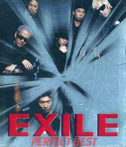 【中古】邦楽CD EXILE / PERFECT BEST[DVD付初回限定盤](シルバースリーブケース仕様)