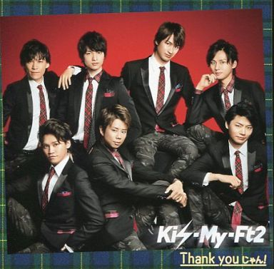 Kis-My-Ft2 / Thank you じゃん!...