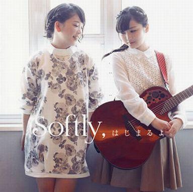 【中古】邦楽CD Softly / Softly    ,はじまるよ。