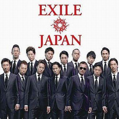 【中古】邦楽CD EXILE / EXILEJAPAN[初回生産限定盤](状態:CD「ATSUSHI / SOLO」欠け)