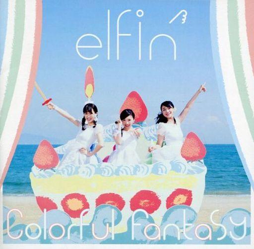 【中古】邦楽CD elfin' / Colorful Fantasy[DVD付初回限定盤A]