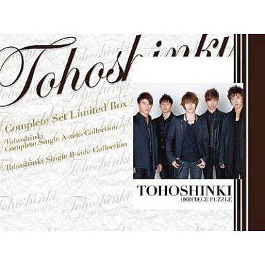 【中古】邦楽CD 東方神起 / COMPLETE+B-Side[初回生産限定盤](状態:外箱状態難)