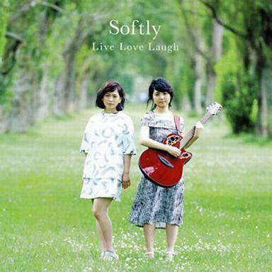 【中古】邦楽CD Softly / Live Love Laugh