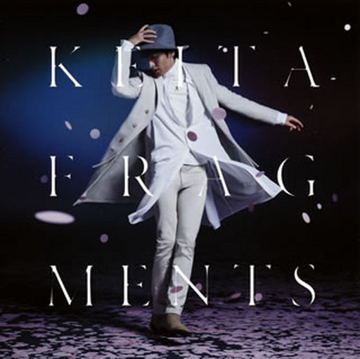【中古】邦楽CD KEITA / FRAGMENTS[DVD付初回限定盤]