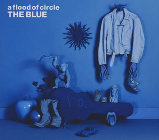 "【中古】邦楽CD a flood of circle / ""THE BLUE""-AFOC 2006-2015-[初回限定盤]"