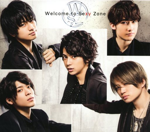 Sexy Zone / Welcome to Sexy Zone[DVD付初回限定盤]