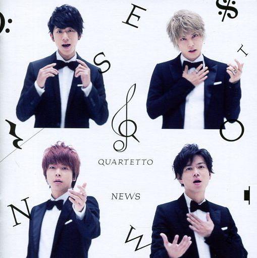 【中古】邦楽CD NEWS / QUARTETTO[通常盤]