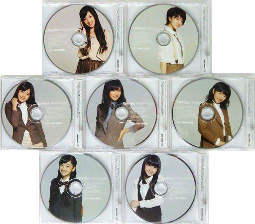 Fairies White Angel Mu Moショップ Risingproduction Official 限定盤 ピクチャーレーベルcd シングル7種コンプリートセット 豪華特大ピクチャーレーベル収納