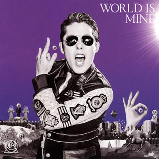 【中古】邦楽CD RADIO FISH / WORLD IS MINE(Type-B)