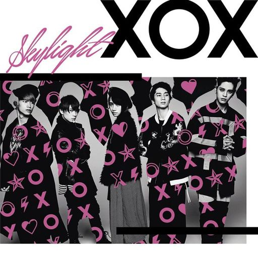 【中古】邦楽CD XOX / Skylight[初回限定盤B]