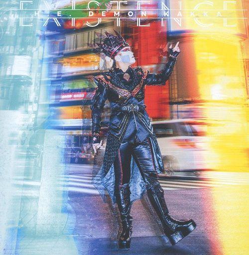 【中古】邦楽CD デーモン閣下 / EXISTENCE[DVD付初回限定盤]
