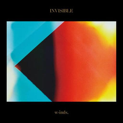 【中古】邦楽CD w-inds. / INVISIBLE[Blu-ray付初回限定盤A]