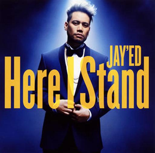 【中古】邦楽CD JAY'ED / Here I Stand