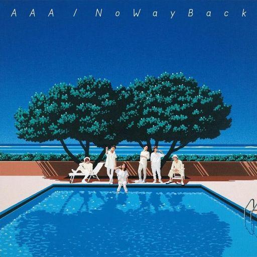 【中古】邦楽CD AAA / No Way Back[DVD付]