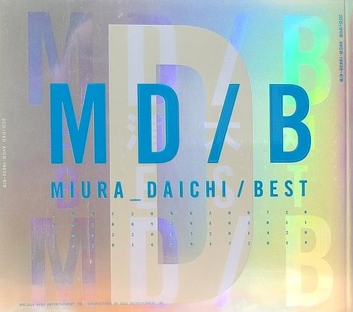 三浦大知 / BEST[DVD付]
