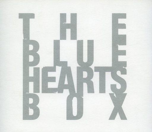 【中古】邦楽CD THE BLUE HEARTS / THE BLUE HEARTS BOX(ジュエルケース仕様)(状態:歌詞カード欠品)
