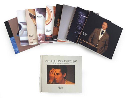 【中古】邦楽CD 郷ひろみ / ALL THE SINGLES 1972-1997(状態:BOX欠品、DISC.8のケース・ライナーノーツに全体的に汚れ有り)