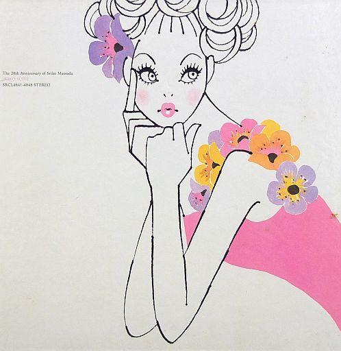 【中古】邦楽CD 松田聖子 / SEIKO SUITE(廃盤)(状態:DISC.3・6・DVD・歌詞ブックレット・ディスコグラフィ・クリアスリーブ欠品)