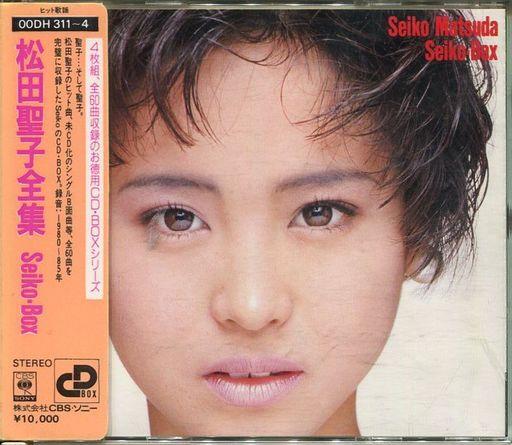 【中古】邦楽CD 松田聖子 / Seiko Box ?松田聖子全集?(状態:DISC.2欠品)