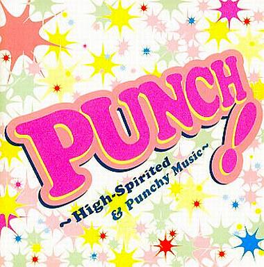 パンチ!-High-Spirited&Punchy Music-