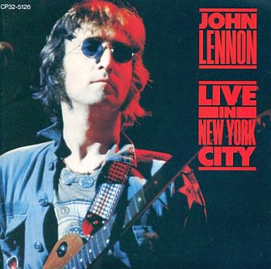 【中古】洋楽CD ジョン・レノン/ライヴ・イン・ニュー