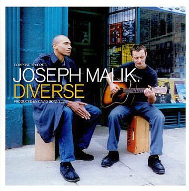 【中古】洋楽CD JOSEPH MALIK./DIVERSE