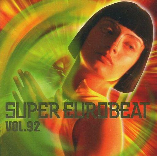 【中古】洋楽CD ロバート・パットン / スーパー・ユーロビートVOL.92