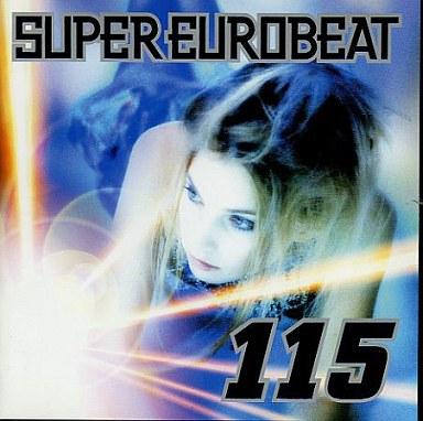 【中古】洋楽CD スーパーユーロビート VOL.115