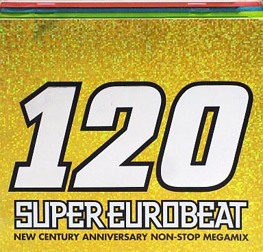 【中古】洋楽CD スーパーユーロビート VOL.120?ニュー・センチュリー・アニヴァーサリー・ノンストップ・メガミックス