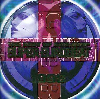 【中古】洋楽CD ザ・ベスト・オブ・ノンストップ・スーパー・ユーロビート 1998(限定盤)