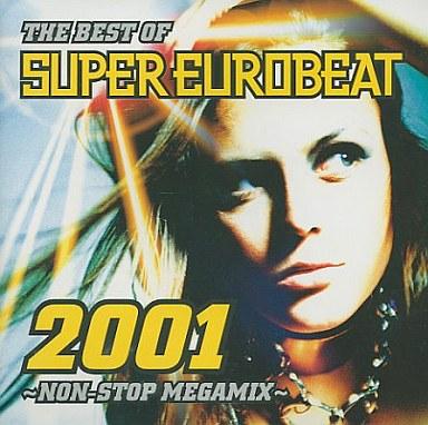 【中古】洋楽CD THE BEST OF SUPER EUROBEAT 2001?NON-STOP MEGAMIX?