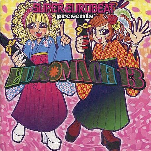 【中古】洋楽CD スーパーユーロビート・プレゼンツ・ユーロマッハ13!