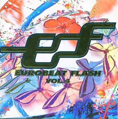 【中古】洋楽CD ユーロビート・フラッシュ Vol.4