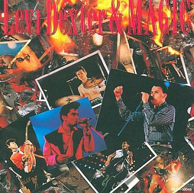 【中古】洋楽CD リーバイ・デクスター,MAGIC / リーバイ・デクスター&MAGIC(廃盤)