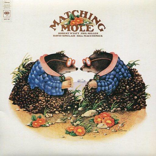 【中古】洋楽CD マッチング・モウル / そっくりモグラ(限定盤)