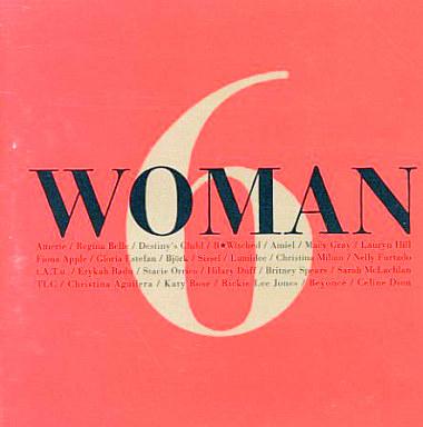 【中古】洋楽CD WOMAN 6