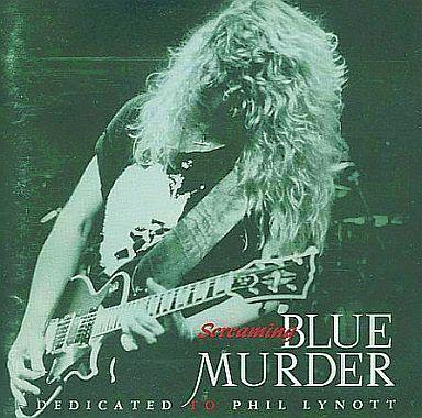 【中古】洋楽CD ブルー・マーダー/スクリーミング・ブルー・マーダー?フィルに捧ぐ